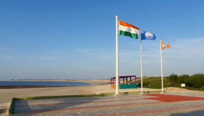 ગુજરાતનોઆ બીચ બન્યોપ્રવાસીઓની પહેલી પસંદ, સતત બીજા વર્ષે મળ્યું બ્લ્યૂ ફ્લેગ સર્ટિફિકેટ