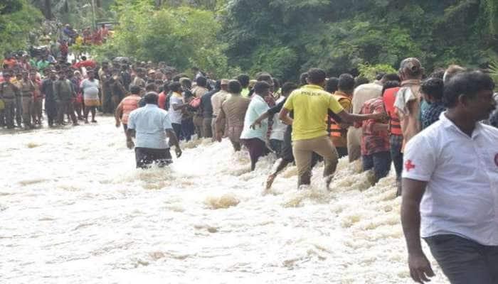 કેરળમાં ભારે વરસાદના કારણે તબાહી: અત્યાર સુધીમાં 15ના મોત, મદદ માટે સેના બોલાવવામાં આવી