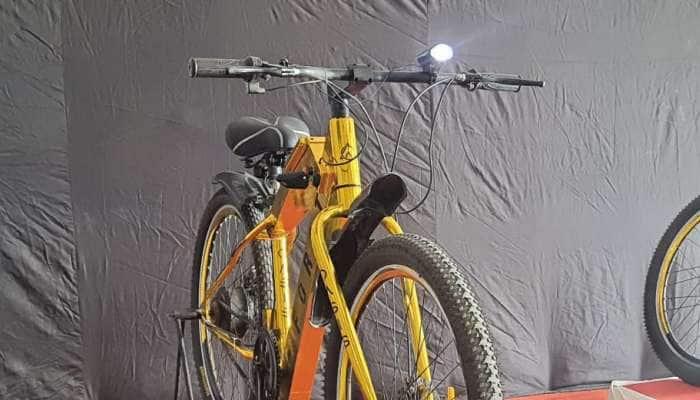 સાયકલ સાયકલ મારી સોનાની સાયકલ જો... અમદાવાદીએ હકીકતમાં બનાવી દીધી આવી સાયકલ