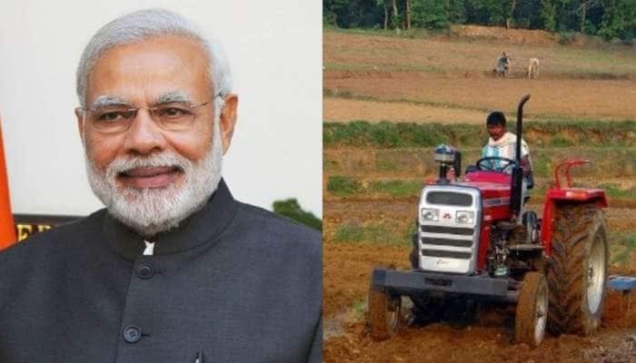 PM Kisan Tractor Yojana:  દેશના ખેડૂતોને આનંદો! કેન્દ્ર સરકાર આ યોજના હેઠળ આપે છે 50% સબસિડી
