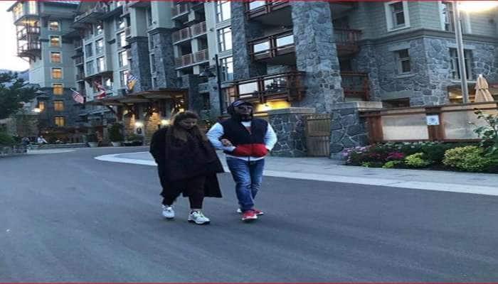 કેનેડામાં BABYMOON સેલિબ્રેટ કરી રહ્યો છે કપિલ શર્મા, તસવીરો વાઇરલ