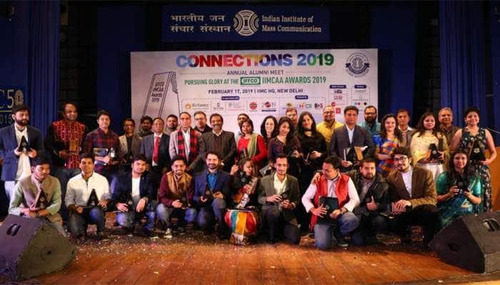 IIMC Alumni Meet Connections 2019નું સમાપન, જુઓ તસવીરો