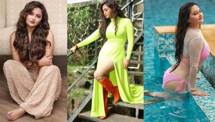 બિગ બોસ ફેમ રશ્મિ દેસાઈની બોલ્ડ તસવીરોએ ઈન્ટરનેટ પર ગરમી વધારી, ફેન્સ બન્યા દીવાના