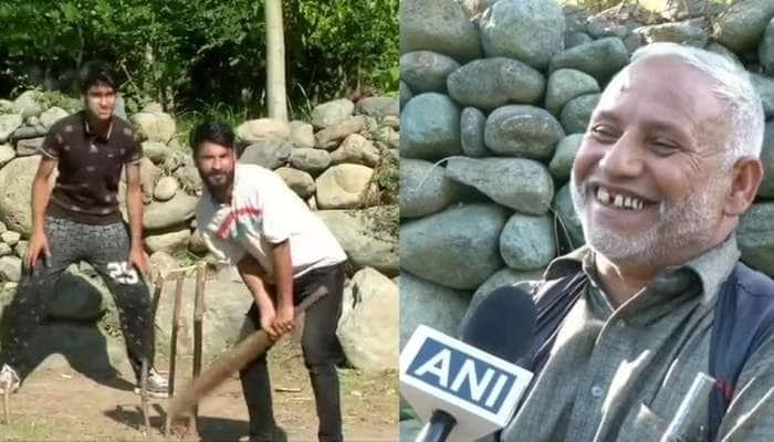 J&K: ત્રાલમાં યુવાઓએ ક્રિકેટની મજા માણી, સ્થાનિકોને મોદી સરકારમાં વિશ્વાસ