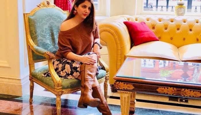 Photos : સ્ટાઈલમાં તો ધોનીની પત્નીની પણ બાપ છે આ ક્રિકેટરની પત્ની