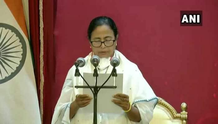 TMC Chief Mamata Banerjee એ પશ્ચિમ બંગાળના મુખ્યમંત્રી પદના શપથ લીધા, PM મોદીએ પાઠવી શુભેચ્છા